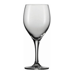 Schott Zwiesel - Schott Zwiesel Tritan Mondial Wine/Water Goblets - Set of 6 - 0008.174487CPD - Shop for Drinkware from Hayneedle.com! No matter what they hold you'll feel special using the Schott Zwiesel Tritan Mondial Wine/Water Goblets - Set of 6. Lovingly crafted of high-quality Tritan crystal glass these stunning glasses have a lasting sparkle. Elegance comes with ease with these dishwasher-safe beauties.About Fortessa Inc.You have Fortessa Inc. to thank for the crossover of professional tableware to the consumer market. No longer is classic high-quality tableware the sole domain of fancy restaurants only. By utilizing cutting edge technology to pioneer advanced compositions as well as reinventing traditional bone china Fortessa has paved the way to dominance in the global tableware industry.Founded in 1993 as the Great American Trading Company Inc. the company expanded its offerings to include dinnerware flatware glassware and tabletop accessories becoming a total table operation. In 2000 the company consolidated its offerings under the Fortessa name. With main headquarters in Sterling Virginia Fortessa also operates internationally and can be found wherever fine dining is appreciated. Make sure your home is one of those places by exploring Fortessa's innovative collections.