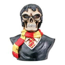 Summit - Scary Potter - Collectible Figurine Statue Sculpture Figure Skeleton - This gorgeous Scary Potter - Collectible Figurine Statue Sculpture Figure Skeleton has the finest details and highest quality you will find anywhere! Scary Potter - Collectible Figurine Statue Sculpture Figure Skeleton is truly remarkable.