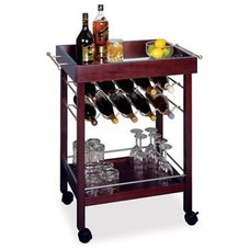 Traditional Bar Carts by Cooking