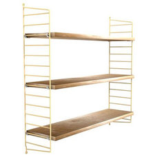 Contemporary Display And Wall Shelves  by Scandinavian Design Center