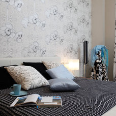 Modern Bedroom by Natalia Skobkina