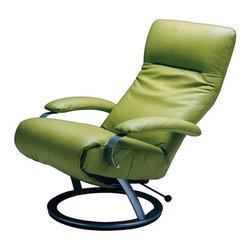 Kiri Recliner Chairs Lafer Recliners Ergonomic Recliner Chair - Kiri Recliner Chair by Lafer Recliners of Brazil showcased at Accurato Furniture Store at www.Accurato.com