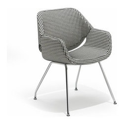 Artifort - Artifort | Gap 4-Legged Chair - Design by Khodi Feiz, 2007.