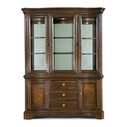 Legacy Classic Furniture - Buffet with Hutch -