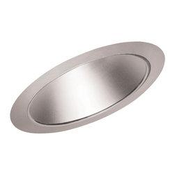 "Juno Lighting - Juno 612 6"" Standard Slope Reflector Cone Downlight Trim, 612hz-Sc - 6"" Standard Slope Reflector Cone Downlight Trim for use with select Juno housings."