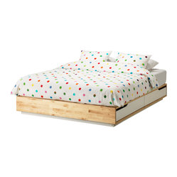 Mandal Bed Frame With Drawers
