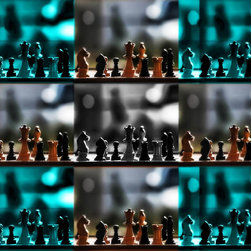 Calzphotography - Create your style - A piece I created using chess pieces,and post editing in photoshop.