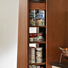 Asian Kitchen Drawer Organizers by Quality Custom Cabinetry, Inc