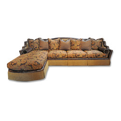 Nathaniel Sectional -
