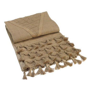 Silk Plants Direct - Silk Plants Direct Burlap Table Runner (Pack of 2) - Pack of 2. Silk Plants Direct specializes in manufacturing, design and supply of the most life-like, premium quality artificial plants, trees, flowers, arrangements, topiaries and containers for home, office and commercial use. Our Burlap Table Runner includes the following: