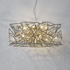 Transitional Wall Lighting by Lightology