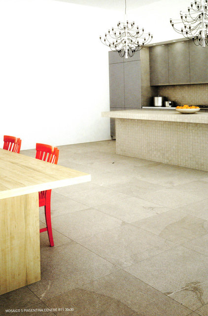 Mediterranean Wall And Floor Tile by DM Decos by Design, Inc.