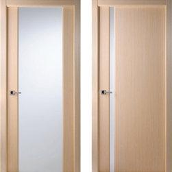 Grand 202 & Grand 208 Bleached Oak Interior Doors -