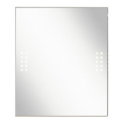 """Kichler - Kichler 78202 33"""" Modern Wall Mounted Lighted Mirror - Specifications:"""
