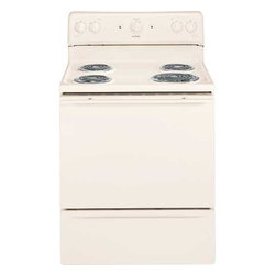 "HOTPOINT - HOTPOINT ELECTRIC RANGE, 30"" - 