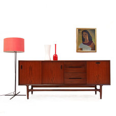 Contemporary Buffets And Sideboards by BK fine ART interiors