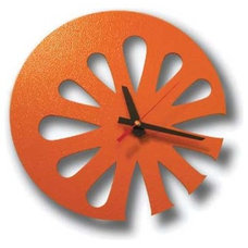 Eclectic Clocks by beanproducts.com