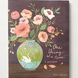 Anthropologie - One Thing At A Time Journal - *Cardboard, paper