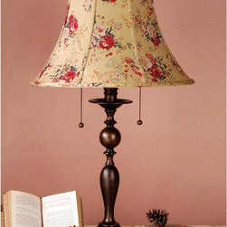 Laura Ashley - Laura Ashley Angelica Bell Lamp Shade Multicolor - SLL26114 - Shop for Shades from Hayneedle.com! About Laura Ashley Home Lighting You know the name Laura Ashley ... it stands for classic beautiful design and quality. Now Laura Ashley Home Lighting brings that classic style to your home with an impressive selection of residential lighting including a broad range of lamps and lamp shades a lively assortment of unique mini-chandeliers and distinctive home lighting collections. Each piece embodies the English influence of Laura Ashley while bringing classical elegance to modern design.