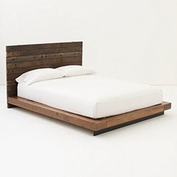 Anthropologie - Hidalgo Bed - *Sustainable and reclaimed hardwood