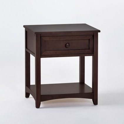 Traditional Nightstands And Bedside Tables by Hayneedle