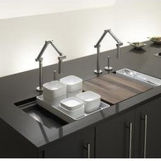 Contemporary Kitchen Sinks by Build.com