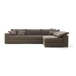 Modern sofa beds - SB 11 - Modern sofa beds, sectional sofa beds, sofa beds storage, wall beds, Italian furniture, modern furniture, designer furniture, transformable furniture and space saving furniture.