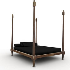 Eclectic Beds by Costantini Design