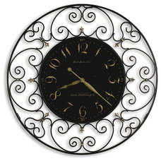 Transitional Wall Clocks by Interior Clue