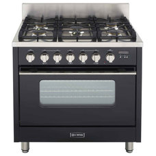 Gas Ranges And Electric Ranges by EuroChef USA