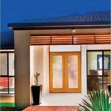 Modern Front Doors by Plastpro