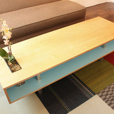 Contemporary Coffee Tables by One SEED Architecture + Interiors