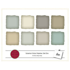 Eclectic Paints Stains And Glazes by Story & Space - Interior Design and Color Guidance