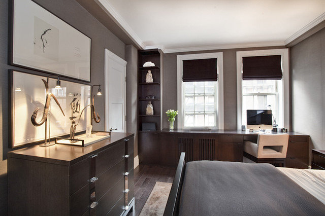 Contemporary Bedroom by ARTLINE KITCHEN AND BATH LLC.