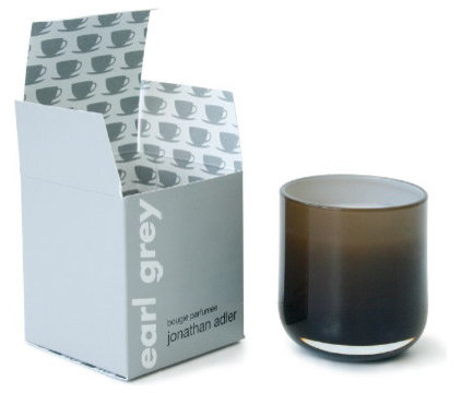 modern candles and candle holders by Candle Delirium