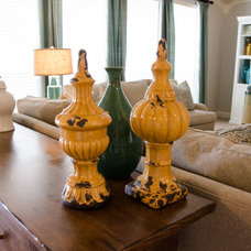 Traditional Family Room by Kevin Twitty- IBB Designer