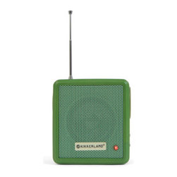Solar Powered Radio - I want one of these adorable solar powered radios for summer picnics at the park. Unlike my iPod, I won't have to worry about losing tunes because the battery runs out. Cool drinks, good tunes, and fun company spell a perfect summer Saturday for me.