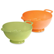 Contemporary Colanders And Strainers by Bed Bath & Beyond