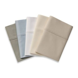 Wamsutta - Wamsutta 400 Thread Count Olympic Queen Sheet Set - Bring next-level luxury to your Olympic queen mattress with this Wamsutta 400 Thread Count Olympic Sheet Set. These high thread-count sheets have a supremely soft hand and feature a sateen weave for silky smooth comfort.