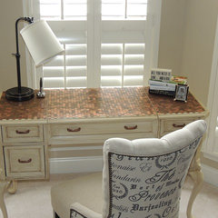 Salvage: Penny Dressing Table