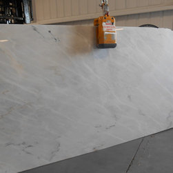 Exotic Material - White Tiger Marble