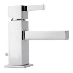 Altmans - Altmans KU12PC Kubica Control Lavatory Faucet - Flexible connections