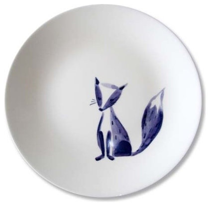contemporary dinnerware by Hunkydory Home