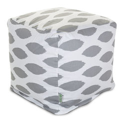 Indoor Storm Gray Alli Small Cube