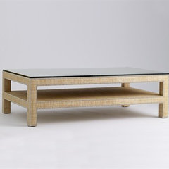 contemporary coffee tables by Jan Showers