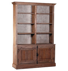 traditional bookcases cabinets and computer armoires by Terrain