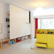 kids room built in storage ideas - Google Search
