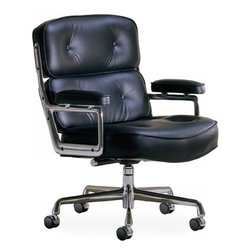 IFN Modern - Eames Executive Chair - â— Product is upholstered in 100% Full Grain Italian Leather or 100% Full Grain Aniline Leather