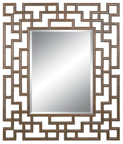 Traditional Mirrors by csnstores.com