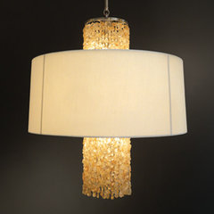 contemporary chandeliers by Fuse Lighting